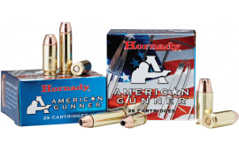 Hornady Case - 90224 American Gunner 9mm Luger +P 124 GR XTP Hollow Point - 250 Round Case