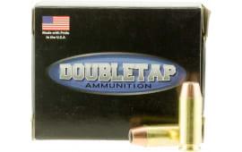 DoubleTap Ammunition 10MM230EQ Desert Tech Defense 10mm Automatic 230 GR JHP/Hard Cast - 20rd Box