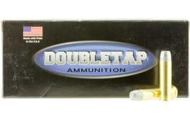 DoubleTap Ammunition 357M180HC Desert Tech Hunter 357 Magnum 180 GR Hard Cast - 20rd Box