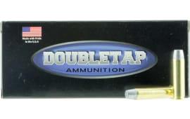 DoubleTap Ammunition 357M200HC Desert Tech Hunter 357 Magnum 200 GR Hard Cast - 20rd Box