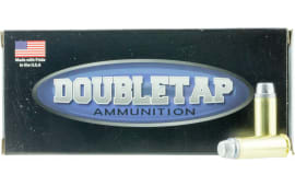 DoubleTap Ammunition 45CS255HC DT Hunter 45 Colt (LC) 255 GR Hard Cast Keith Semi-Wadcutter - 20rd Box
