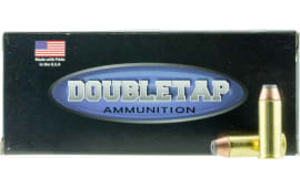 DoubleTap Ammunition 44S180CE DT Defense 44 Special 180 GR Jacketed Hollow Point - 20rd Box