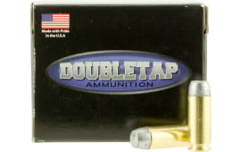 DoubleTap Ammunition 10MM200HC DT Hunter 10mm Automatic 200 GR Hard Cast - 20rd Box