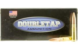 DoubleTap Ammunition 300BK240MK DT Tactical 300 AAC Blackout/Whisper (7.62X35mm) 240 GR Sierra MatchKing - 20rd Box