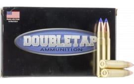 DoubleTap Ammunition 93M250X DT Safari 9.3mmX62 Mauser 250 GR Barnes Tipped TSX - 20rd Box