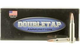 DoubleTap Ammunition 223R69HP DT Longrange .223/5.56 NATO 69 GR Hollow Point Boat Tail - 20rd Box