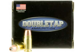 DoubleTap Ammunition 357S125BD DT Defense 357 Sig 125 GR Jacketed Hollow Point - 20rd Box