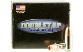 DoubleTap Ammunition 9MM115X DT Tactical 9mm Luger 115 GR Barnes TAC-XP - 20rd Box