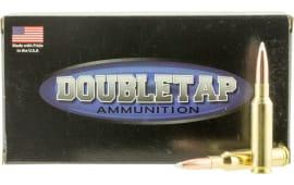 DoubleTap Ammunition 65CM140LR DT Longrange 6.5 Creedmoor 140 GR Bonded Solid Base - 20rd Box
