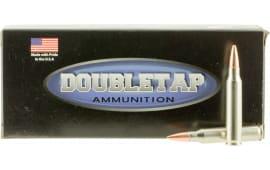 DoubleTap Ammunition 223R62X DT Tactical .223/5.56 NATO 62 GR Barnes TSX - 20rd Box