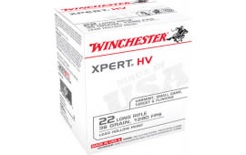 Winchester Ammo XPERT22 XPert 22 Long Rifle (LR) 36 GR Lead Hollow Point - 5000rd Case
