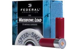 "Federal WF1333 Speed-Shok Waterfowl 12GA 3.5"" 1-3/8oz #3 Shot - 250sh Case"