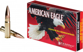 Federal AE300BLK1 American Eagle 300 AAC Blackout/Whisper (7.62X35mm) 150 GR Full Metal Jacket Boat Tail - 20rd Box