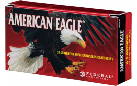 Federal AE65CRD1 American Eagle 6.5 Creedmoor 140 GR Open Tip Match - 20rd Box