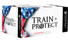 Federal TP40VHP1 Train and Protect 40 Smith & Wesson (S&W) 180 GR Verstile Hollow Point (VHP) - 50rd Box