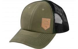 Glock AP95883 Chino Mesh Green HAT