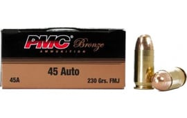 PMC 45ABP Battle Pack 45 ACP 230 GR Full Metal Jacket - 250rd Battle Pack