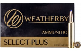 Weatherby B257100TTSX Barnes 257 Weatherby Magnum 100 GR Barnes Tipped TSX - 20rd Box