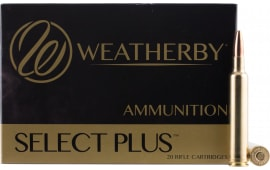 Weatherby F653140AF 6.5-300 Weatherby Magazine 140  GR A-Frame Pointed Soft Point 20 Bx - 20rd Box