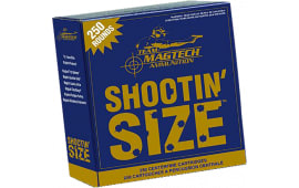 MagTech MP357A Sport Shooting 357 Mag 158 GR Semi-Jacketed Soft Point - 250rd Box