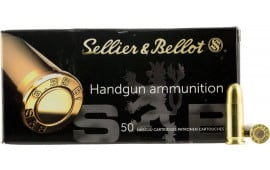 Sellier & Bellot SB25A 25 ACP Full Metal Jacket 50 GR - 50rd Box