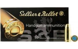 Sellier & Bellot SB9G Handgun 9mm 140 GR FMJ - 50rd Box