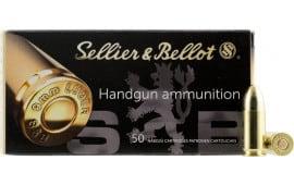 Sellier & Bellot SB9B Handgun 9mm 124 GR FMJ - 50rd Box