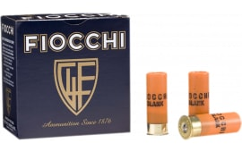 """Fiocchi 12POPBLK Shotgun Blank 12GA 2.75"""" - 1000rd Box"""