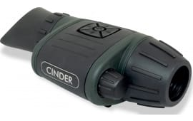 Steiner 9501 Cinder 3x 40mm AO 8.8x6.7 Degrees FOV Black