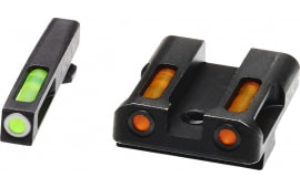Hiviz GLN425 Litewave H3 TRIT/LITEPIPE Glock 9 40