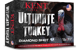 Kent C122TK465 2.75 ULT DMND TKY 12 5 - 10sh Box
