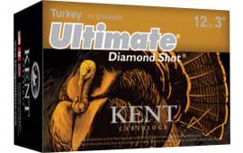 """Kent C123TK504 3"""" ULT DMND TKY 12 4 - 10sh Box"""