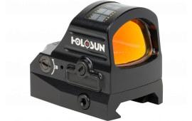 Holosun HS 507C-X2 1x Multi-Reticle Black Hardcoat Anodized