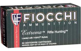 Fiocchi 223HVA50 Extrema .223/5.56 NATO 50 GR V-Max - 50rd Box