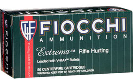 Fiocchi 222HVA Case - Extrema 222 Remington 50 GR V-Max - 200 Round Case