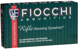 Fiocchi 308C FMJ 308 Win/7.62 NATO Pointed Soft Point 180 GR - 20rd Box