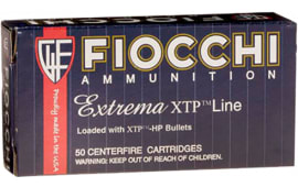 Fiocchi 38XTPB25 Extrema 38 Special +P 110 GR XTP Jacketed Hollow Point - 25rd Box