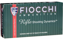 Fiocchi 300BLKC Shooting Dynamics 300 AAC Blackout FMJ Boat Tail 150 GR - 50rd Box
