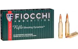 Fiocchi 243TTSX Extrema 243 Winchester 80  GR TSX - 20rd Box