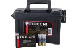 "Fiocchi 12FLESLUG Rifled Slug 12 GA 2.75"" 7/8oz Slug Shot - 80sh Case"