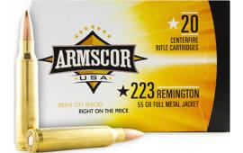 Armscor AC2235N .223/5.56 NATO 55 GR V-Max - 20rd Box