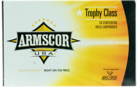 Armscor FAC338MAG225 338 Winchester Magnum 225 GR AccuBond - 20rd Box