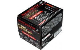 "Winchester Ammo S41045PD Elite PDX1 Defender 410/45 Colt (LC) 2.5"" 1/2oz 3 Defense Discs/12 BBs Shot - 20sh Box"