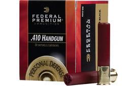 "Federal PD413JGE4B Premium Personal Defense 410GA 3"" Buckshot 9 Pellets 4 Buck - 20sh Box"