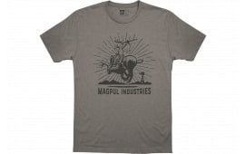 Magpul MAG1173-039-M Jackalope Rodeo Shirt Gray