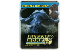 Buffalo Bore Ammunition 10A/20 32 S&W Long 115 GR Hard Cast Flat - 20rd Box