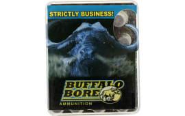 Buffalo Bore Ammunition 16A/20 Outdoorsman 41 Remington Mag 265 GR Hard Cast Lead - 20rd Box