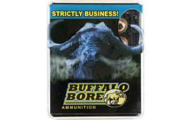 Buffalo Bore Ammunition 33E/20 38 Super +P Jacketed Hollow Point 147 GR - 20rd Box