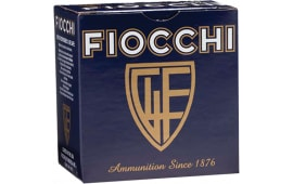 """Fiocchi 28HV9 High Velocity 28GA 2.75"""" 3/4oz #9 Shot - 250sh Case"""