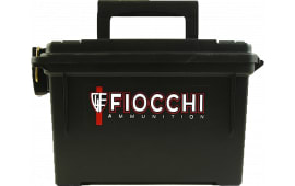 Fiocchi 22FFHVCR Training 22LR Case, Round Nose 40 GR/1 Plano Box - 1575 Round Can
